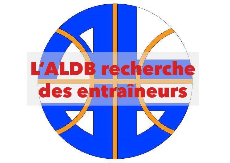 L'ALDB recherche des entraîneurs pour la saison 2018-2019